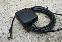 GPS антенна SMA Gps Antenna 3м жпс antenna антена для магнитолы навигационного оборудования удлинитель прием с