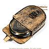 Компас подарочный в кожаном чехле Port Elizabeth NIS148L, фото 3