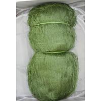 Кукла-сетеполотно из капроновой нити. Плетение 23х3 150м*100 ячеек. Ячея 12мм