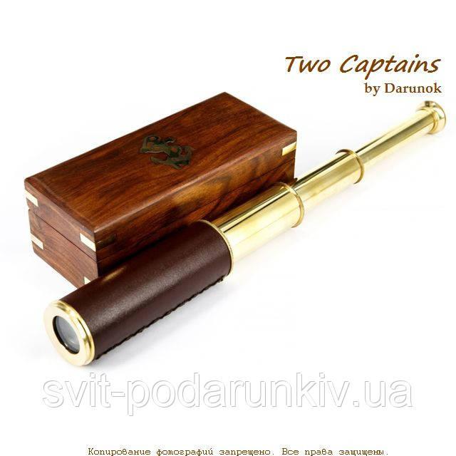 Труба зрительная в красивой шкатулке Amerigo Vespucci 2005SB