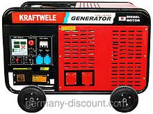 Професійні дизельні генератори