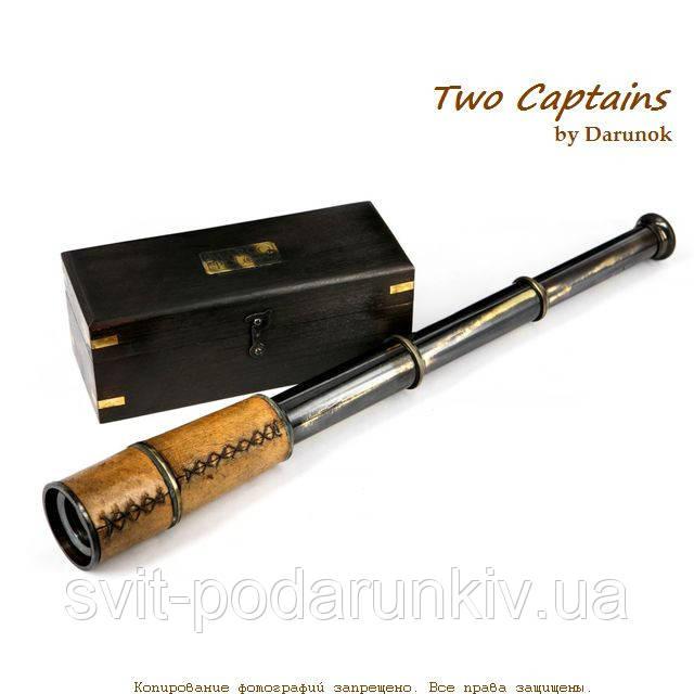 Сувенирная подзорная труба в античном стиле Marco Polo NIS3209