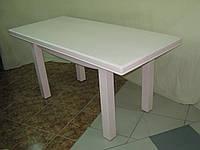 Стол ТЕРАМИСУ (бледно-розовый) матовый