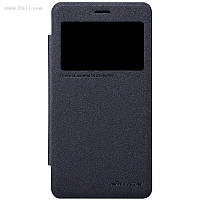 Чехол Nillkin Sparkle Leather Case для Xiaomi RedMi 4x Dark Grey