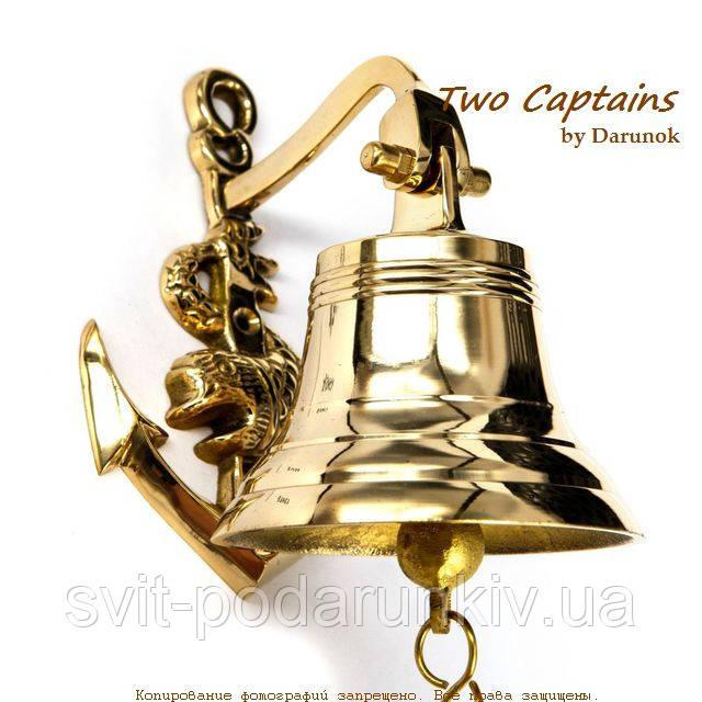 Морской колокол рында «Гольфстрим» 10 см S6098