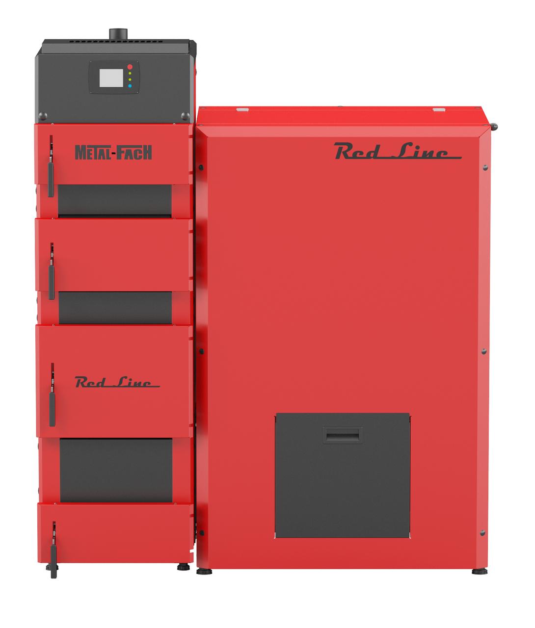 Пеллетные котлы Metal Fach RED LINE 16 кВт