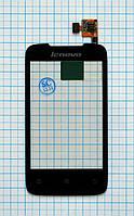 Тачскрин сенсорное стекло для Lenovo A269i black