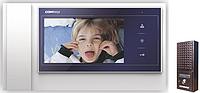 Комплект видеодомофона COMMAX CDV-70К + DRC-4CPN2