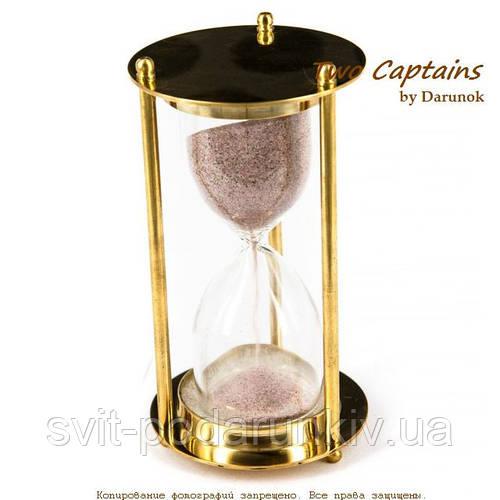 Песочные часы в корпусе из латуни на 3 минуты NIS320