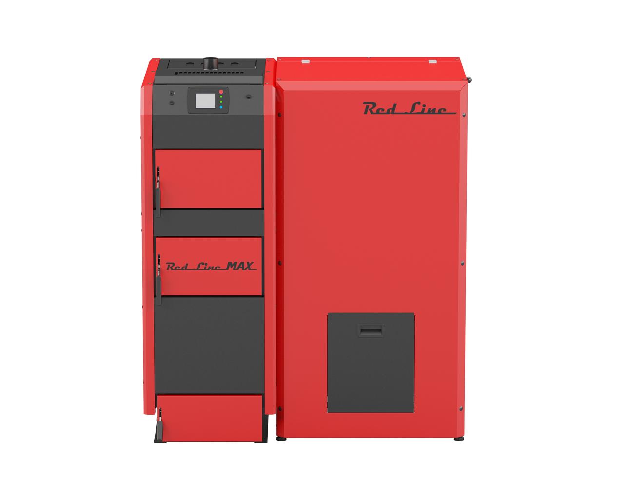 Пелетні котли Metal Fach RED LINE MAX 20 кВт