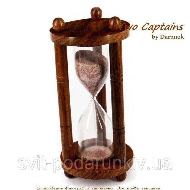 Часы песочные деревянные 5 минут NIS3332