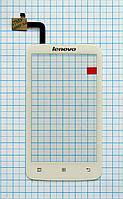Тачскрин сенсорное стекло для Lenovo A316i white