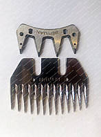 Ножи на машинку для стрижки овец (Польша)