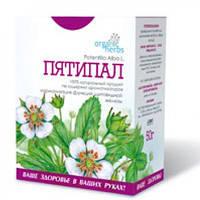 «Пятипал - лапчатка белая» 50г   для лечения гиперплазии щитовидной железы, базедовой болезни и зоба