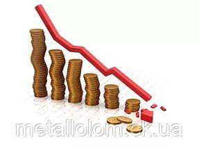 С 1.06.2016 ожидается падение цены на черный металлолом.
