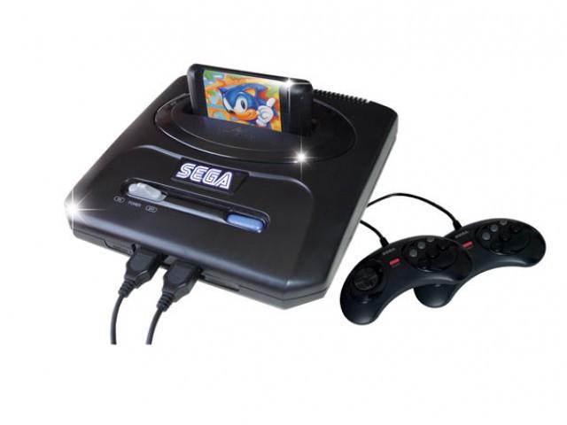 Ретро приставки Sega Mega Drive, Dendy и Титан 2