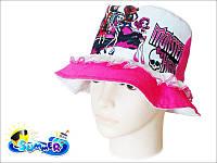Летние шляпы для девочек оптом