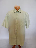 130РК Мужская рубашка с коротким рукавом Аngelo Litrico