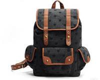 Городской рюкзак с сердечками C&A