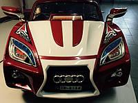Электромобиль AUDI J9138 Красный, фото 1