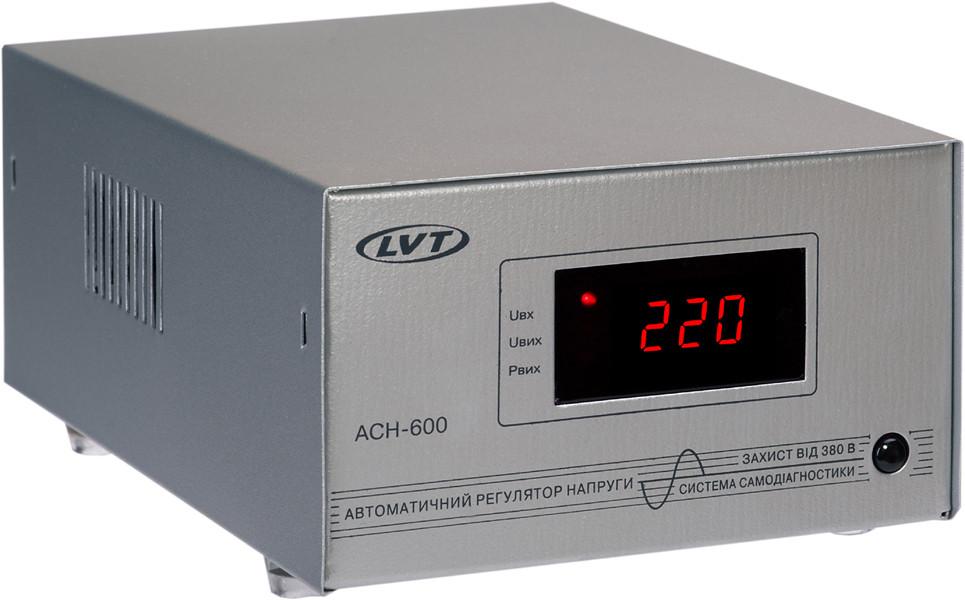 Стабилизаторы напряжения  LVT АСН-600