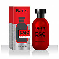 Ego red edition-туалетная вода мужская,объем-100 мл,производство-Польша.