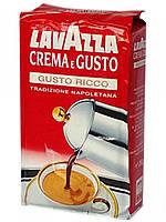 Кофе Lavazza Crema e Gusto Ricco молотый 250 г