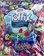 Toffix жевательные конфеты фруктовое ассорти 1 кг Турция, фото 2