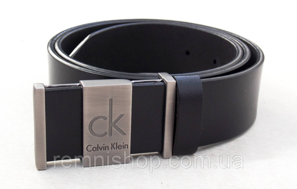 Кожаный ремень Calvin Klein Jeans