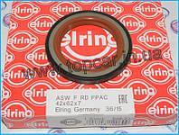 Сальник распредвала перед 42#62#7 Fiat Scudo 2.0D Elring 508.233