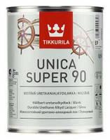 Алкидный лак Tikkurila Unica Super глянцевый 0,9 л
