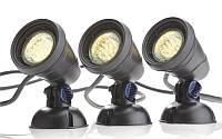 OASE Lunaqua Classic LED Set 3 подсветка, светильник для пруда, фонтана, водопада, водоема