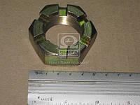 Гайка пальца реактивного корончатая КАМАЗ (ЕВРО) М33х1,5 (Россия). 55111-2919032