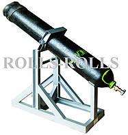 Тележка опрокидыватель для одного баллона кислород, ацетилен, углекислота и т.д)