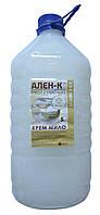 Мыло жидкое-крем 5 л  Алое Ален-К