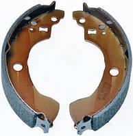 Задние тормозные колодки Nissan Almera 2002-(Барабанные),
