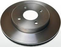 Диск тормозной передний Nissan Almera 1.4I, 1.6I, 2.0D 1997-