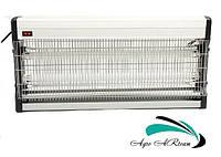 Ультрафиолетовая лампа от летающих насекомых, 120 м.кв. (мухи, комары, мошки, моль и т.д.)