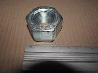 Гайка стремянки М27х2 стремянки задней рессоры (Россия). 375059