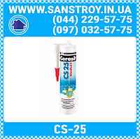 Силиконовый шов Ceresit CS-25 MicroProtect (карамель) 280 мл