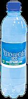 Минеральная вода 0,5 л. негазированная