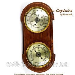 Термометр гигрометр настенный NI3714
