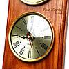 Часы оригинальные с термометром и гигрометром, фото 3