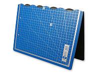 Монтажный коврик самовосстанавливающийся раскладной от SANTI - 45x30 см, толщина 3 мм
