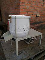 Перосъемная машина для мелкой птицы , фото 1