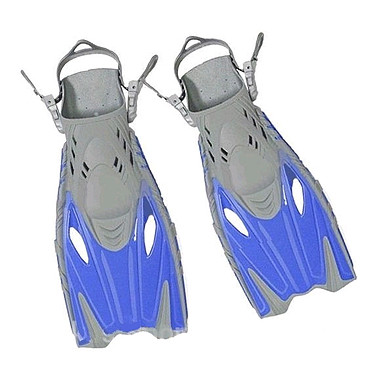 Дитячі ласти для плавання Zelart ZP-452 р-р 27-31