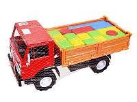 Детский грузовик Бортовая машина