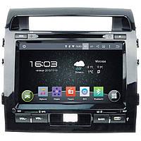 Штатная магнитола для Toyota Land Cruiser 200 Incar AHR-2280 Android 4.4.