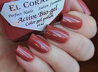 Био гель El Corazon Active Bio-gel Cream 423/323 без сушки под лампой, фото 1