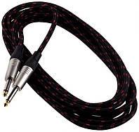 Инструментальный кабель RCL30203 ТСС Black 3 метра